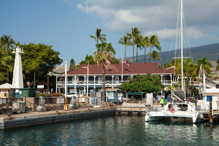 Lahaina is one of the most beautiful towns in Hawaii