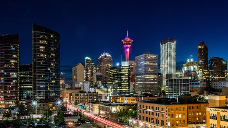 Calgary has a fun nightlife scene, including karaoke