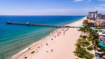 Fort Lauderdale is Miami's laid-back sister city with plenty to offer