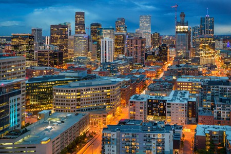 No matter what kind of accommodation you're after, Denver is sure to deliver