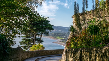 The Killiney Hill Walk is one of the most spectacular walks to take near Dublin