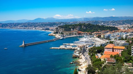 Explore the best hotels for foodies in Nice, France