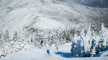 Sugarbush is one of the top ski resorts in Vermont
