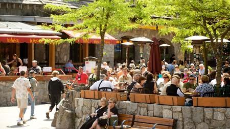 Whistler, Canada, has many exquisite restaurants