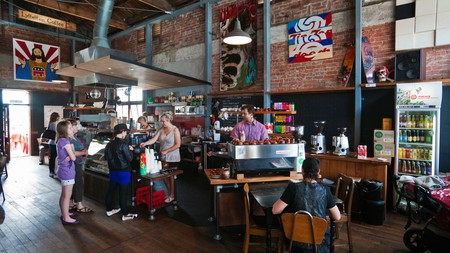 Start your day off right with breakfast at one of Christchurch's restaurants or cafés