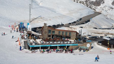 Andorra's sunny slopes and long spring evenings set the tone for the country's best après-ski watering holes