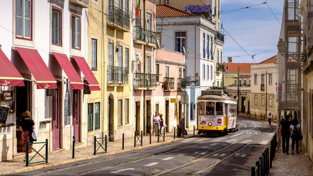 The picturesque streets of Lisbon offer a wealth of things to experience
