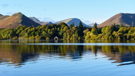 The Lake District is an idyllic spot for a getaway