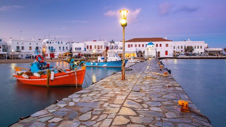 The Greek island of Mykonos offers a wealth of attractions beyond its beaches and nightlife