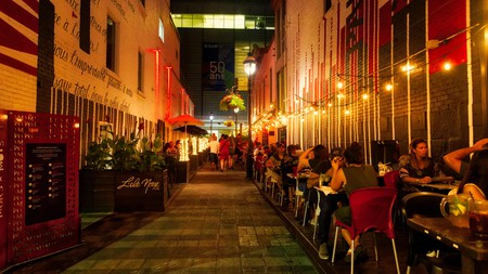 Montreal's vibrant nightlife extends to its live music venues