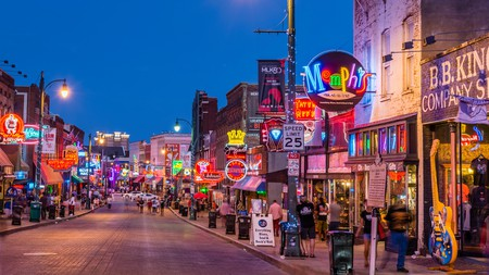 Memphis is known for its thriving nightlife scene