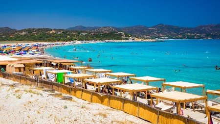 Glorious beaches await on a day trip from Cagliari, including Porto Giunco