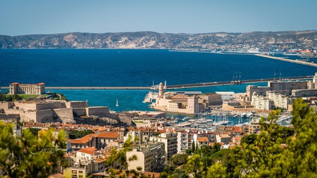 Marseille's contemporary art galleries showcase the best local and international artists