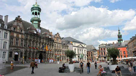 Beyond its historical strengths, Mons also offers art galleries where the new and experimental are on display