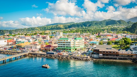 Explore Dominica's creative side