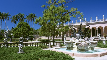 The Ringling Museum in Sarasota houses one of America's most important art collections