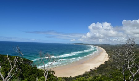 Byron Bay is a laid-back beachside town full of great hotels, eateries and activities