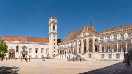 The Portuguese city of Coimbra, a lesser-known European gem, is home to beautifully aged architecture