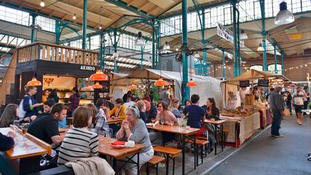 Take a culinary tour of some of Berlin's diverse neighbourhoods, such as Kreuzberg