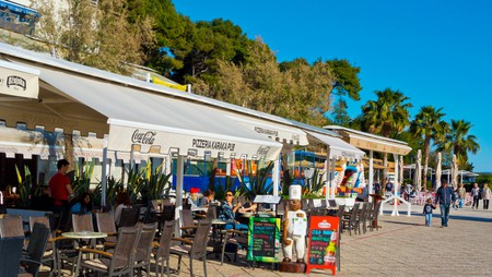 In Split, Croatia, you're spoilt for choice when it comes to delicious cuisine