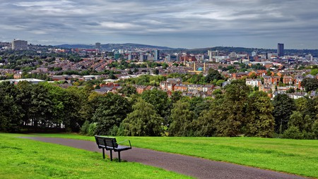The English city of Sheffield, with its striking skyline, is brimming with great attractions