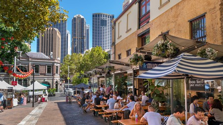 Sydneysiders take coffee and brunch very, very seriously – so if you're going to join them, you'll need to do things properly