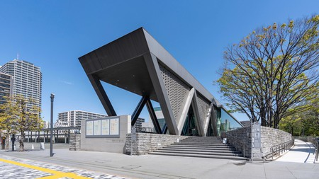 The Museum of Contemporary Art Tokyo offers permanent and temporary exhibitions