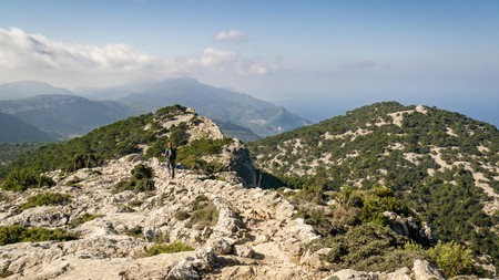 Mallorca's peaks and valleys, secluded coves and challenging routes are perfect for hiking enthusiasts