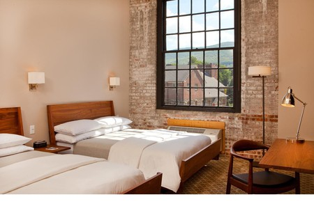 The Roundhouse Hotel, Beacon, New York