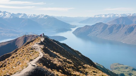 From ski resorts and mountain biking to wineries and horse trekking, Wanaka is an adventurer's paradise