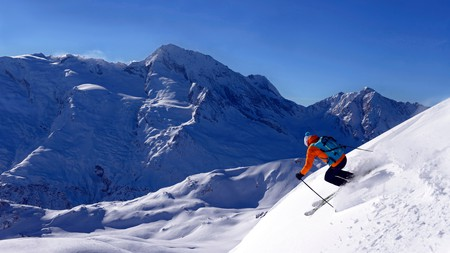 Some of the best hotels in the Alps can be found in Courchevel, for skiers and non-skiers alike
