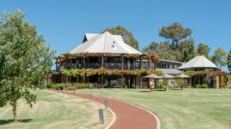 Vasse Felix is the oldest winery in the Margaret River region