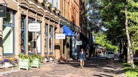 Here's where to go shopping in Aspen, whatever you're looking for