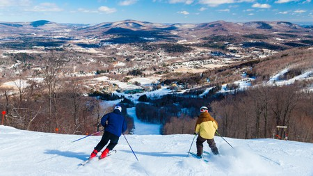 Windham Mountain Resort, in the Catskills, is one of the top ski areas near New York City