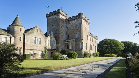 Sleep in historical surrounds at Glenapp Castle