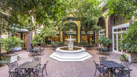 The French Quarter is the perfect place to stay on a visit to the Big Easy