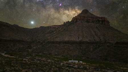 Discover which US national parks offer the most incredible view of the stars