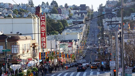 Stay in the Castro, the heart of the LGBTQ community in San Francisco