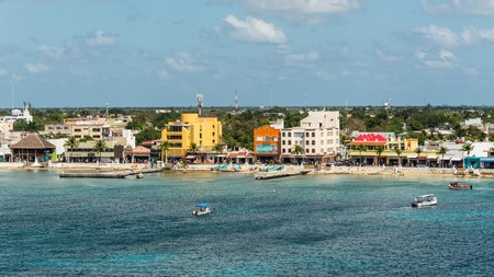 Staying on Mexico's idyllic Caribbean island of Cozumel is more affordable than you might expect