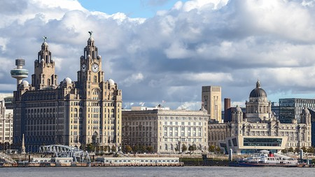 Liverpool is a city that knows how to work hard and play harder – perfect for a weekend break
