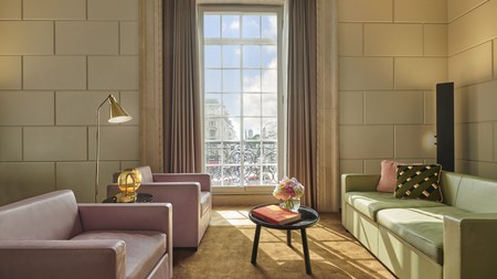 London's Hotel Café Royal is a destination in itself with a luxury spa and decadent restaurant offer, but it's also moments away from the best theatres, restaurants and galleries of the West End