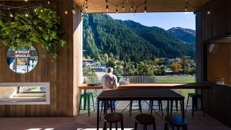 With its outdoor adventures, Queenstown is known for attracting a young backpacker crowd