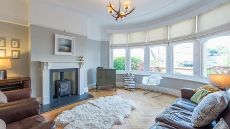 Visitors to Cardiff have a great choice of properties from Airbnb