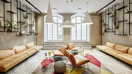 The Nobis is a contemporary hotel close to everything you'll want to see in Copenhagen