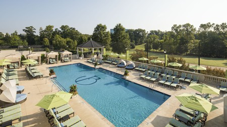 The Ballantyne in Charlotte, North Carolina offers you exceptional Southern hospitality