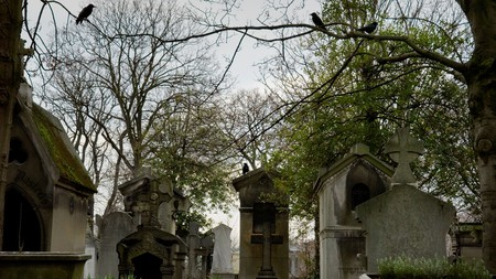 Expect to get chills down your spine at Père Lachaise cemetery in Paris