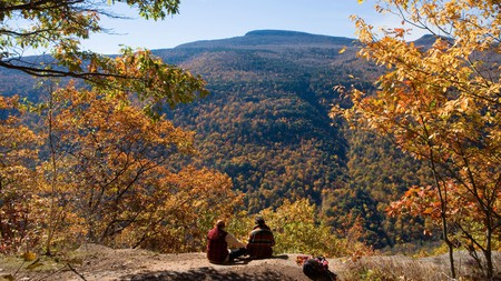 The Catskill Mountains are a scenic escape from New York City