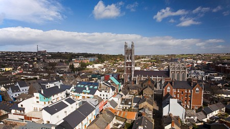 There are budget-friendly options if you're staying in Cork, even near the cathedral in the centre