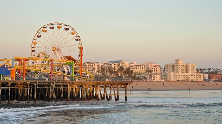 Santa Monica has some excellent budget hotels near all the action
