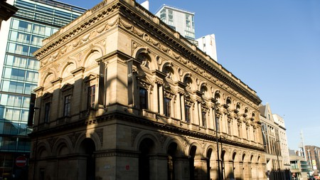 The Edwardian Hotel is one of the most luxurious hotels in Manchester